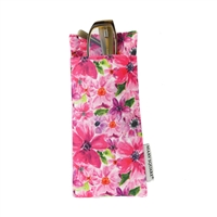 Floral Print Cambridge Eyeglasses Sunglasses Case