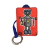 LeSportsac Card Holder Charm FOB Robbie