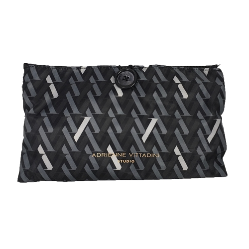 Adrienne Vittadini Travel Hanging Cosmetic Pouch Case