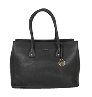 Furla Serena Pebbled Leather Tote Bag