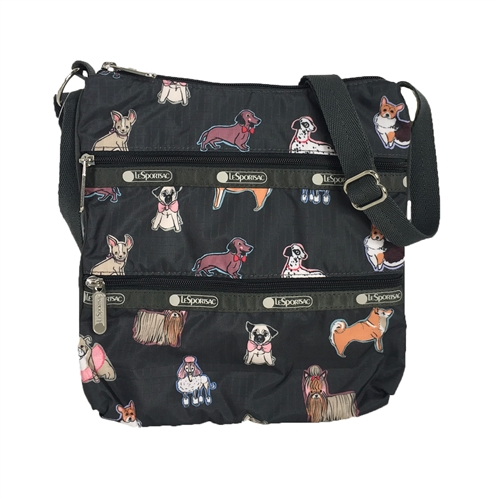 LeSportsac Kylie Crossbody Bag Take A Bow Wow