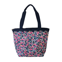 LeSportsac Hailey Tote Delightful Navy