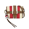Tory Burch Maritime Stripe Crossbody Bag