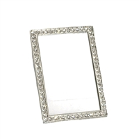 Pave Mirror Phone Sticker Peel & Stick Mirror