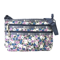 LeSportsac Quinn Convertible Crossbody Bag