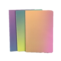 Sherbet Ombre Mini Journal Blank Notebook Pack of 3