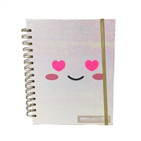 Smile 2019 2020 17 Month Agenda Weekly Planner Personal Organizer