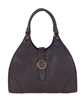 Michael Kors Hudson Large Leather Shoulder Tote