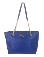 Michael Kors Jet Set Chain Large Leather Tote