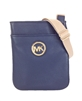 Michael Kors Fulton Leather Crossbody