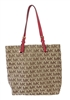Michael Kors Jet Set Signature North South Tote