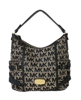 Michael Kors Gansevoort Large Top Zip Shoulder Bag