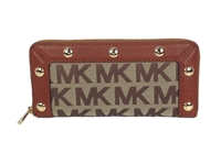 Michael Kors Delancy Zip Around Wallet
