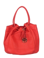 Michael Kors Large Leather Ring Tote