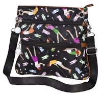 Sydney Love Sport Lady Golfer Crossbody Bag