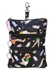 Sydney Love Sport Lady Golfers Print Clip On Zip Pouch