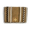 Tory Burch Kira Whipstitch Mini Crossbody Clutch
