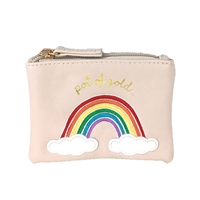 New Look 'Pot of Gold' Rainbow Coin Purse