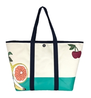 Tory Burch Penn Applique XL Tote Bag