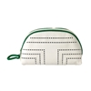 Tory Burch Sport Perforated-T Small Dome Cosmetic Case