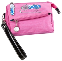 Sydney Love Sport Golf Print Fold Over Wristlet
