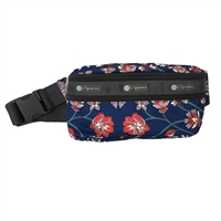 LeSportsac Double Zip Belt Bag Waist Pack