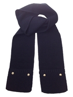 Michael Kors Thermal Pocket Scarf