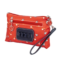 Sydney Love Golf Pin High Wristlet w Tee Holder