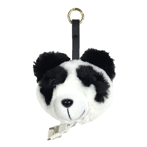 Panda Pom Pom Portable Charger Power Bank