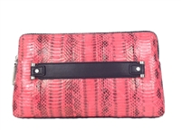 Milly Mercer Watersnake Clutch