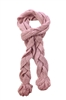 Sperry Braided Pom Pom Scarf