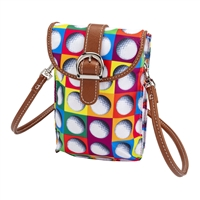 Sydney Love Sport Golf On The Ball Phone Crossbody Bag