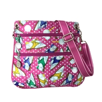 Sydney Love Sport Nu Shooz Golf Crossbody Bag