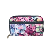 LeSportsac Lily Zip Around Continental Wallet