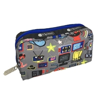 LeSportsac Rectangular Cosmetic Case Buckaroo
