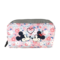 LeSportsac Minnie Mouse Rectangular Cosmetic Case