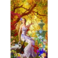 SunsOut Lost Melody Fantasy Nene Thomas 1000 Pc Jigsaw Puzzle