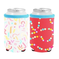 TOOT Sugar Rush Reversible Can Cooler Sleeve