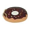 Fashion Culture Sprinkle Donut Slim Coin Purse Key Ring