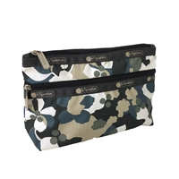 LeSportsac Cosmetic Clutch Travel Case