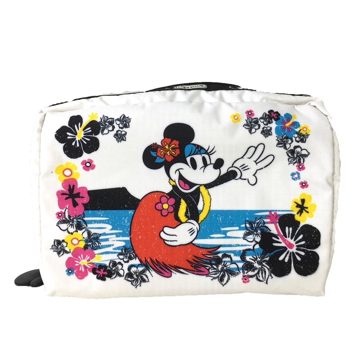 a1e711c31c LeSportsac x Disney Minnie Mouse Extra Large Rectangular Cosmetic ...