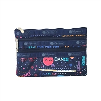 LeSportsac 3 Zip Cosmetic Case Little Orchestra