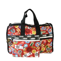 LeSportsac Nintendo Medium Weekender Travel Bag