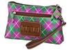 Sydney Love Sport Argyle Wristlet w Golf Tee Holder
