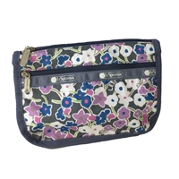 LeSportsac Travel Cosmetic Case Delightful Pastel