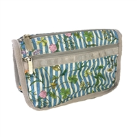LeSportsac Travel Cosmetic Case Blossom Garden