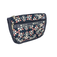 LeSportsac Travel Cosmetic Case Beach Tiles