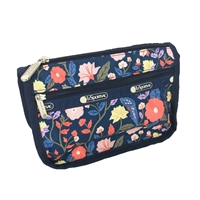 LeSportsac Travel Cosmetic Case Fantasy Floral