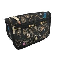 LeSportsac Travel Cosmetic Case Tassel Dazzle