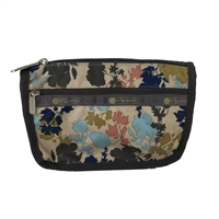 LeSportsac Travel Cosmetic Case Orchard Blooms